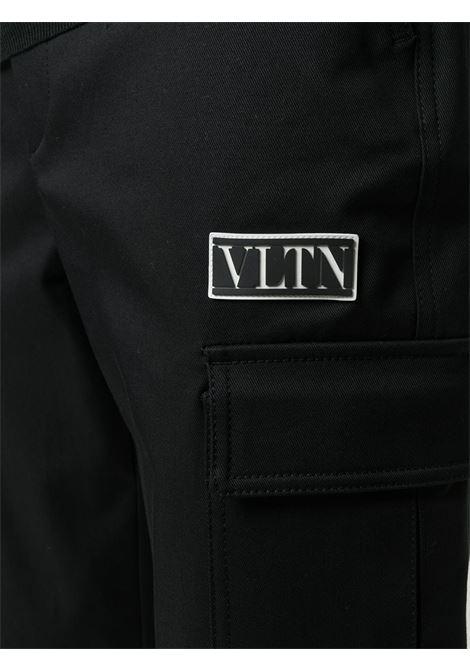 Black trousers VALENTINO |  | UV3REB006F10NO