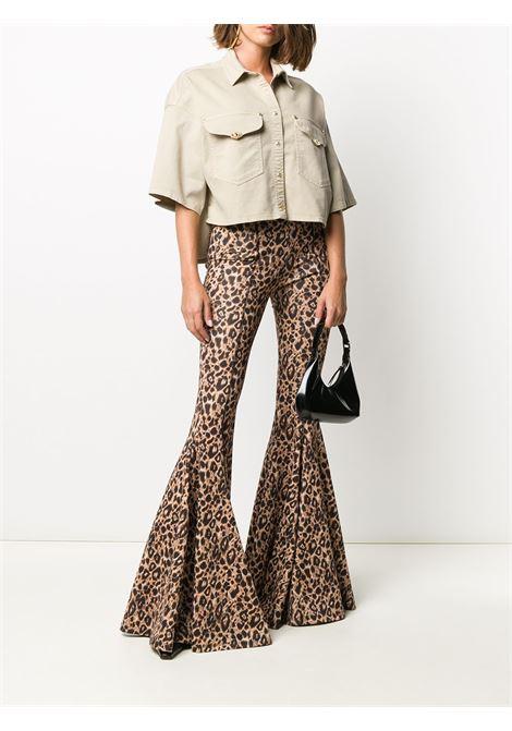 Leopard print fantasy VERSACE JEANS COUTURE      A1HZA101S0803750