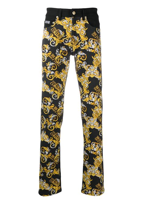 Black trousers VERSACE JEANS COUTURE |  | A2GZA0SMSP900899