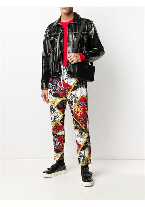 Pantalone multicolore VERSACE JEANS COUTURE | PANTALONI | A2GZA126S0851500