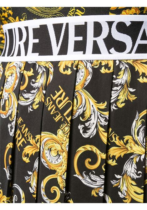Black skirt VERSACE JEANS COUTURE |  | A9HZA303S0835899