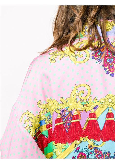Camicia fantasia VERSACE JEANS COUTURE | CAMICIE | B0HZA608S0858445