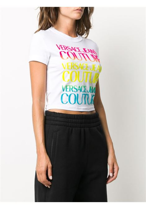 VERSACE JEANS COUTURE | T-SHIRT | B2HZA7GB30383003