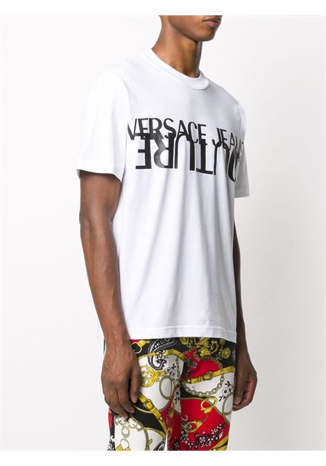 White t-shirt VERSACE JEANS COUTURE |  | B3GZA7KB30327003