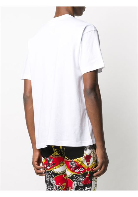 T-shirt bianca VERSACE JEANS COUTURE | T-SHIRT | B3GZA7KB30327003