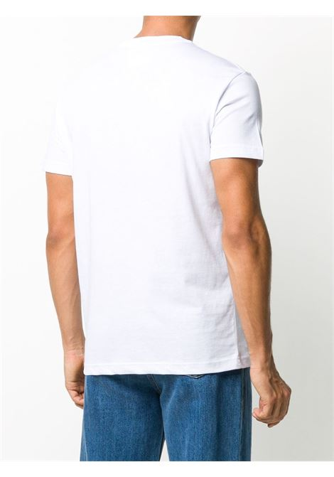 T-shirt bianca VERSACE JEANS COUTURE | T-SHIRT | B3GZA7TA30319K41