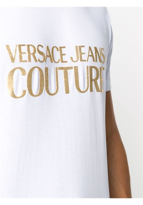 White t-shirt VERSACE JEANS COUTURE |  | B3GZA7TA30319K41
