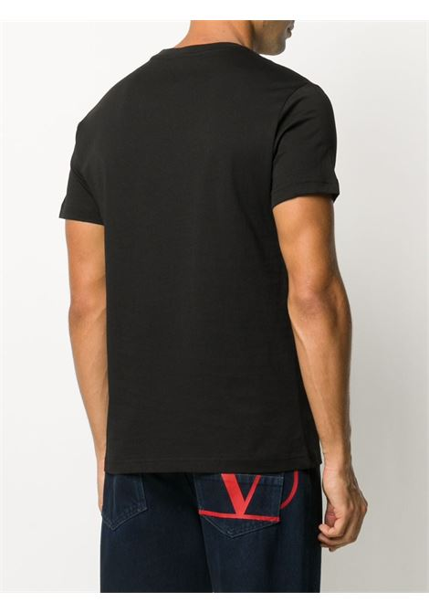 Black t-shirt VERSACE JEANS COUTURE |  | B3GZA7TB30319K42