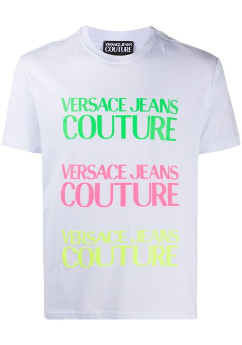 White T-Shirt VERSACE JEANS COUTURE |  | B3GZA7TC30319003