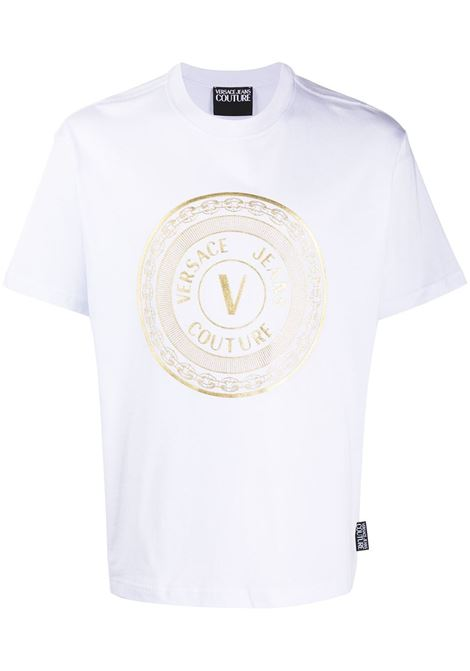 White t-shirt VERSACE JEANS COUTURE |  | B3GZA7TK30319K41