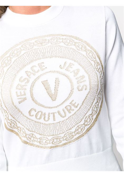 Maglia bianca VERSACE JEANS COUTURE | MAGLIE | B4HZA81050463K41