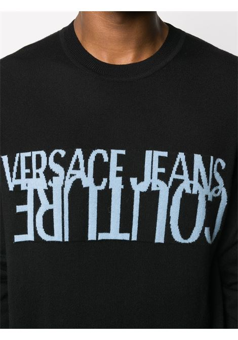 Black jumper VERSACE JEANS COUTURE |  | B5GZA81250465899