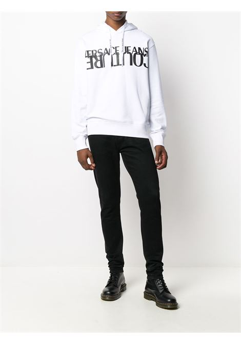White sweatshirt VERSACE JEANS COUTURE |  | B7GZA7KH30328003