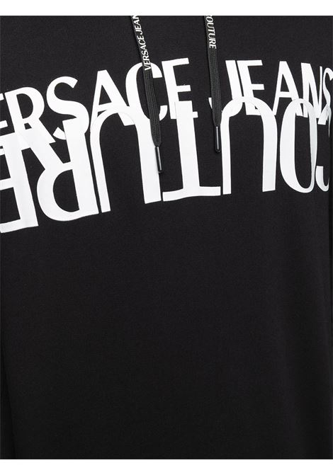 Black sweatshirt VERSACE JEANS COUTURE |  | B7GZA7KH30328899