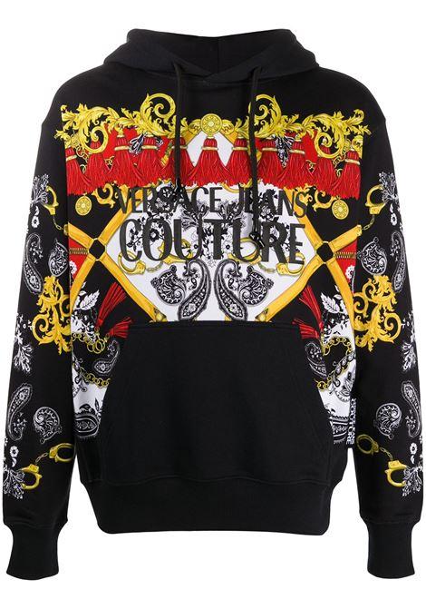 Black sweatshirt VERSACE JEANS COUTURE |  | B7GZA7KI30328899