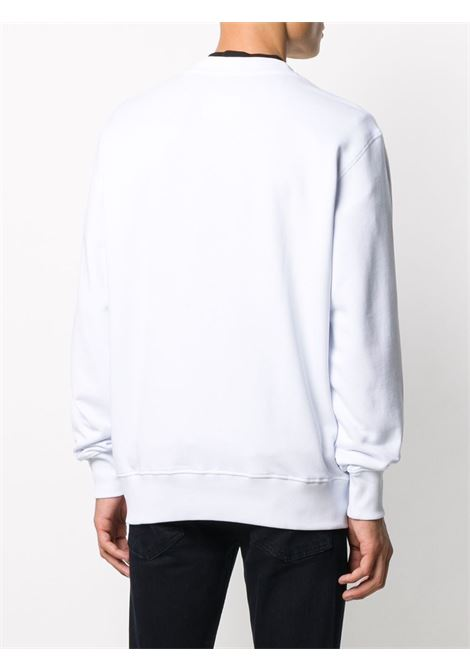 White sweatshirt VERSACE JEANS COUTURE |  | B7GZA7TU30318K41