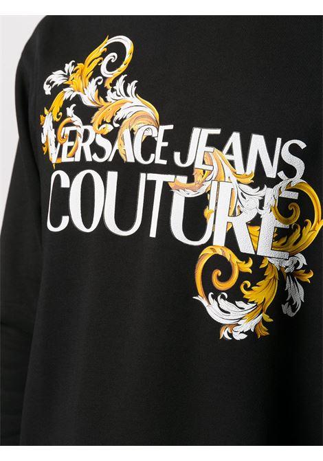 Black sweatshirt VERSACE JEANS COUTURE |  | B7GZA7TU30318K42