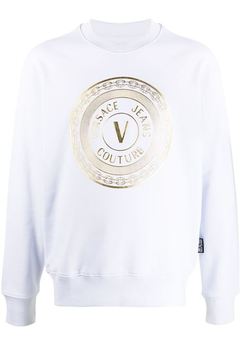White sweatshirt VERSACE JEANS COUTURE |  | B7GZA7TX30318K41