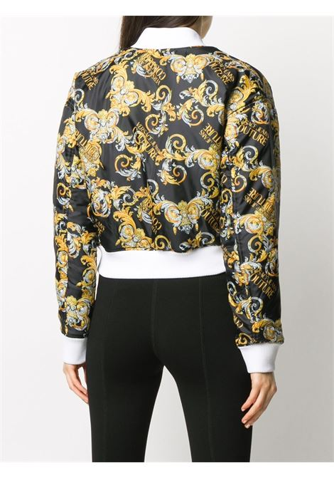 Giacca nera VERSACE JEANS COUTURE | BOMBER | C0HZA95825131899