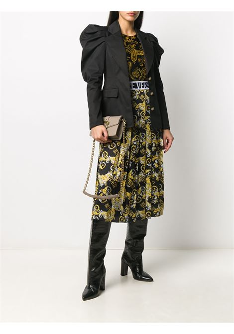 Giacca nera VERSACE JEANS COUTURE | BLAZER | C2HZA50015636899