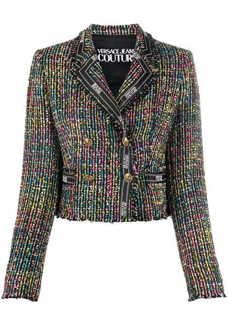 Multicolour jacket VERSACE JEANS COUTURE      C2HZA50105511899
