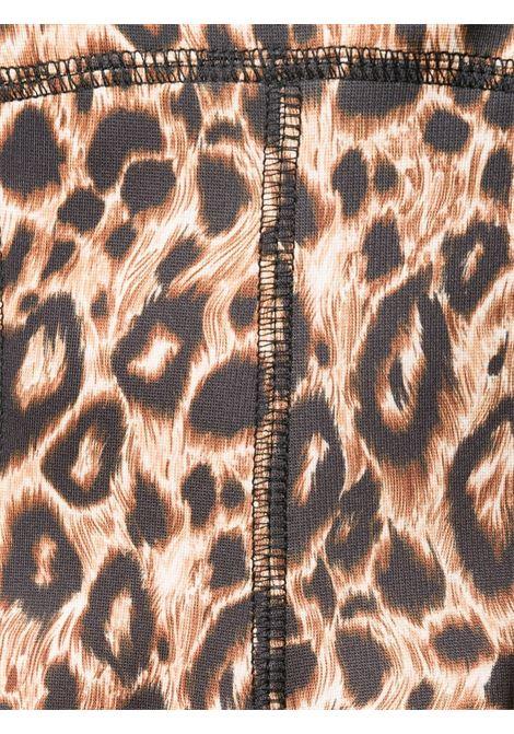 Abito leopardato VERSACE JEANS COUTURE | ABITI | D2HZA412S0803750