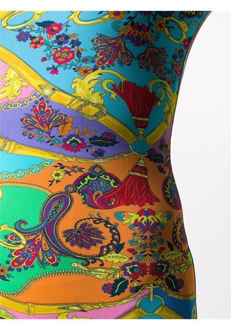 Abito multicolore VERSACE JEANS COUTURE | ABITI | D2HZA431S0852445