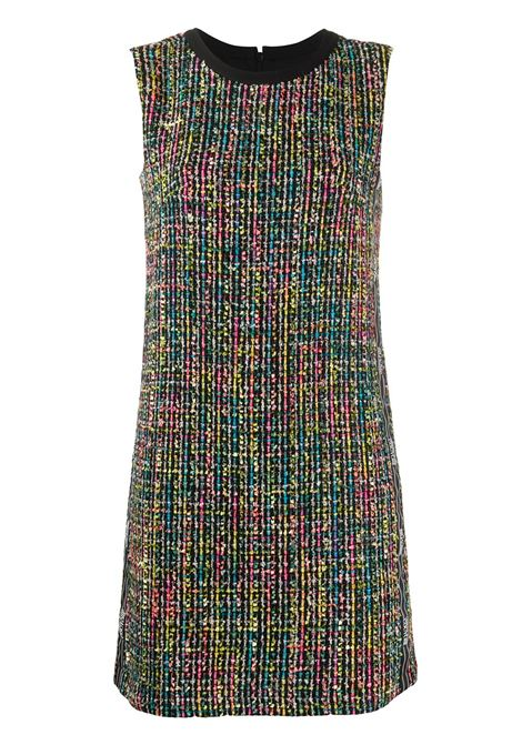 Vestito multicolore VERSACE JEANS COUTURE | ABITI | D2HZA43705511899