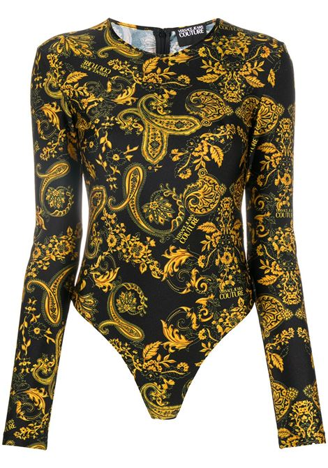 Body nero VERSACE JEANS COUTURE   BODY   D4HZA680S0839899