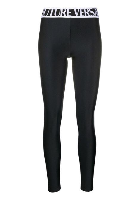 Leggings nero VERSACE JEANS COUTURE | LEGGINGS | D5HZA16304745899