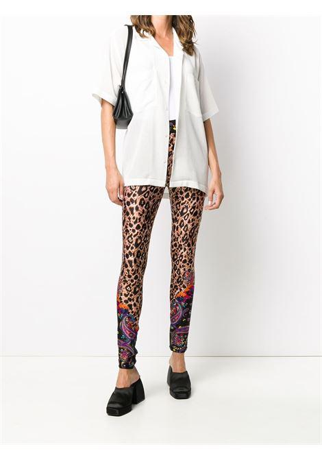 Leggings multicolore VERSACE JEANS COUTURE | LEGGINGS | D5HZA166S0856899
