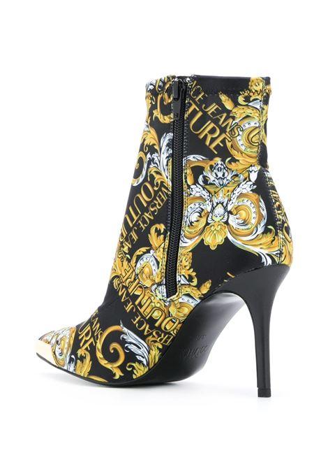 Black boots VERSACE JEANS COUTURE      E0VZAS5171569M27