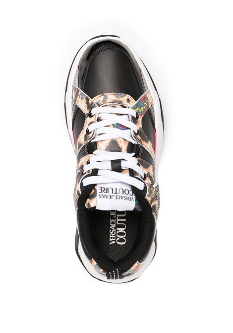 Black/white sneakers VERSACE JEANS COUTURE |  | E0VZASF271616M09