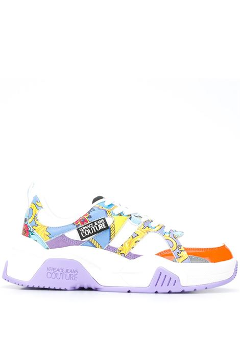 Sneakers multicolore VERSACE JEANS COUTURE | SNEAKERS | E0VZASF271616MD7