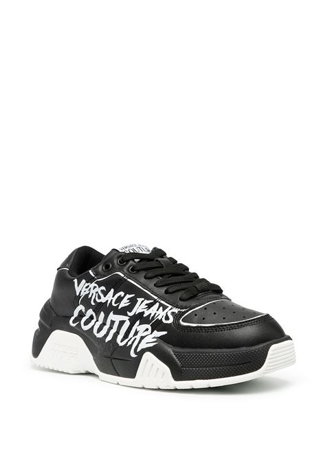 Sneakers nera VERSACE JEANS COUTURE | SNEAKERS | E0VZASF871623899