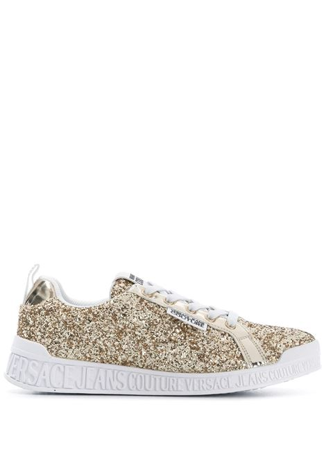 Sneakers oro/bianco VERSACE JEANS COUTURE | SNEAKERS | E0VZASP171621901