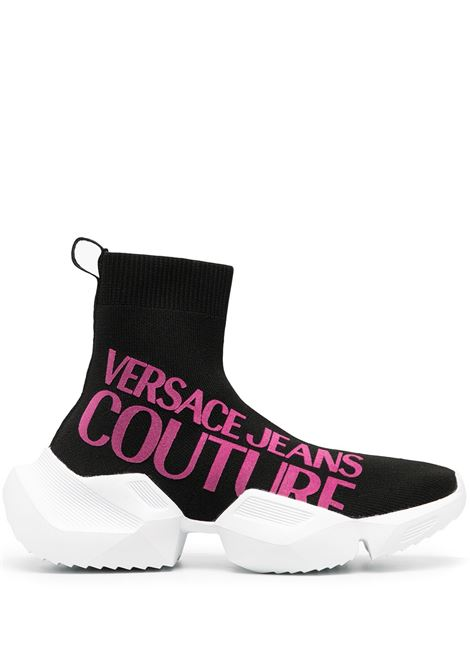 Sneakers nere VERSACE JEANS COUTURE | SNEAKERS | E0VZASU171624MID
