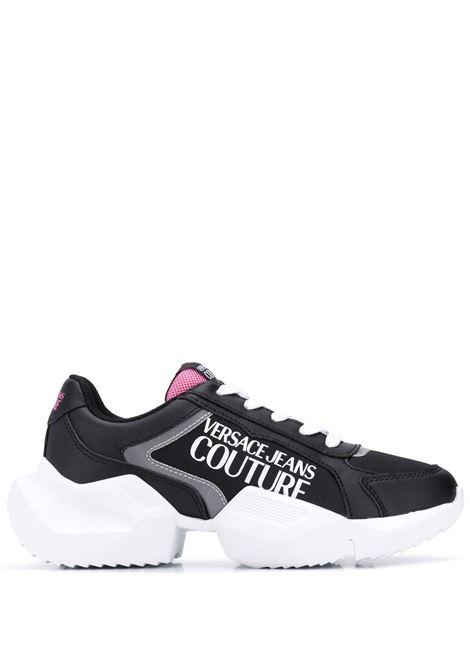 Sneakers nera VERSACE JEANS COUTURE | SNEAKERS | E0VZASU371610899