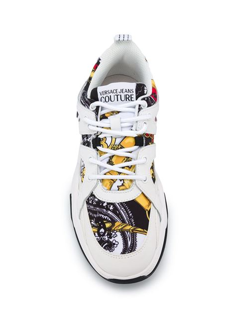 Sneakers bianca VERSACE JEANS COUTURE | SNEAKERS | E0YZASF271599003