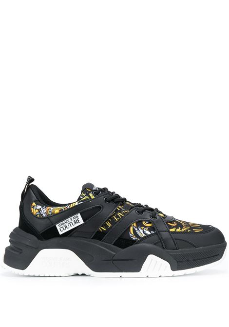 Sneakers nera VERSACE JEANS COUTURE | SNEAKERS | E0YZASF271599899