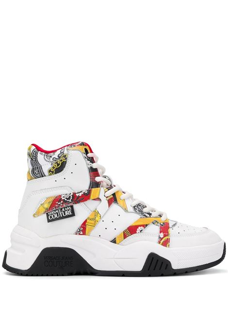 Sneakers bianca VERSACE JEANS COUTURE | SNEAKERS | E0YZASF371609003