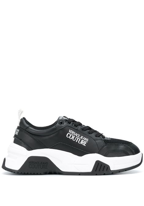 Sneakers nera VERSACE JEANS COUTURE | SNEAKERS | E0YZASF671622899