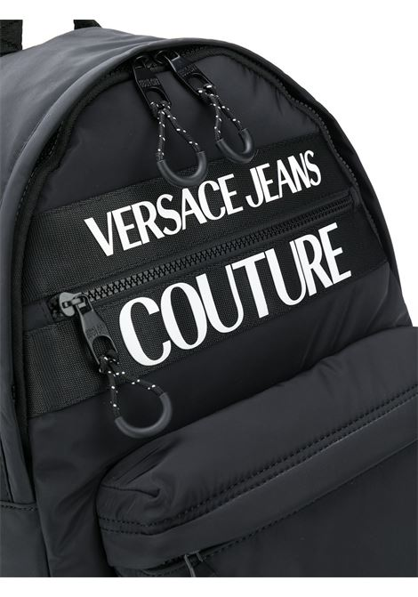 Black backpack VERSACE JEANS COUTURE |  | E1YZAB6071593899
