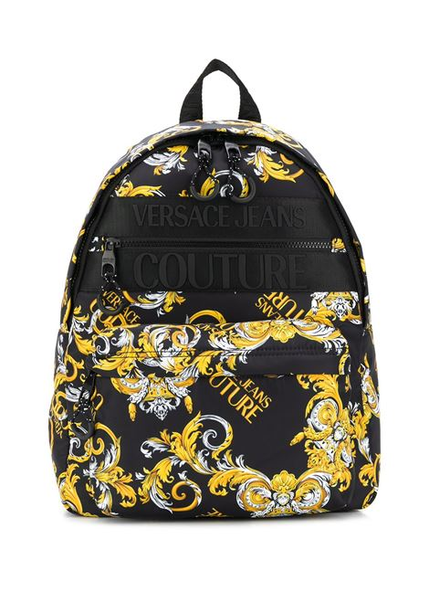 Black backpack VERSACE JEANS COUTURE |  | E1YZAB6071594M27