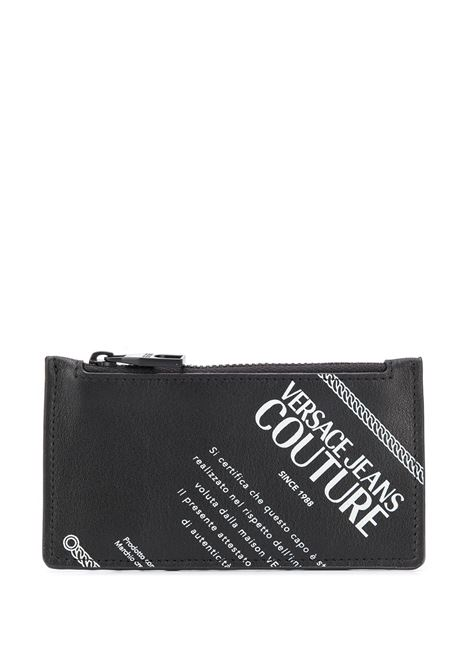 Cardholder VERSACE JEANS COUTURE |  | E3YZAPA371589MI9