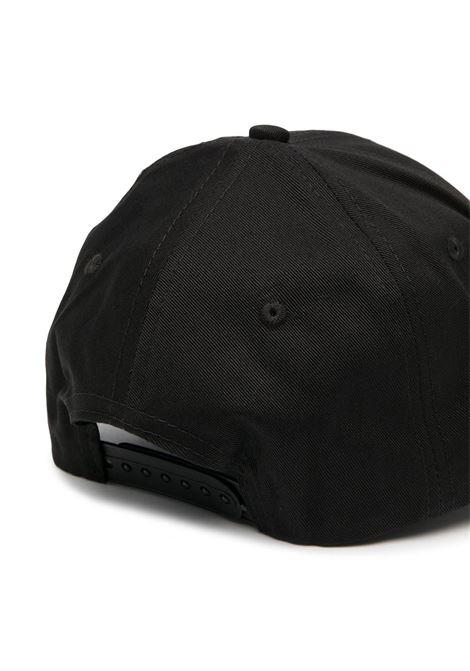 Cappello nero VERSACE JEANS COUTURE | CAPPELLI | E8HZAK1085075899