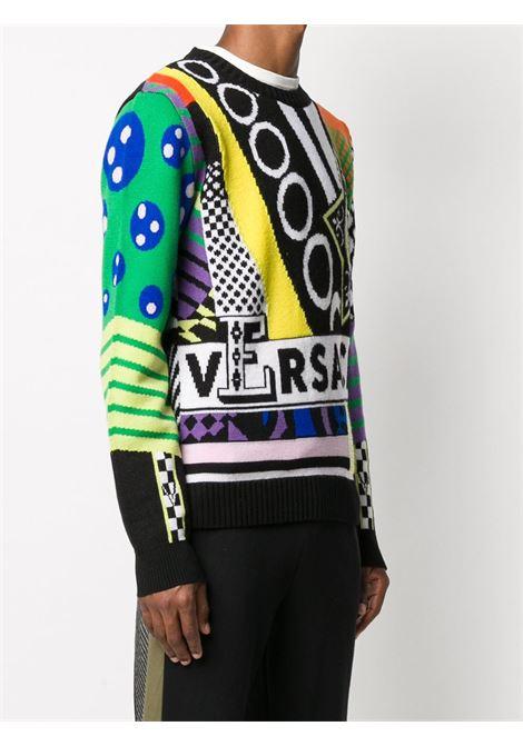 Multicolor jumper VERSACE |  | A86458A235937A7000