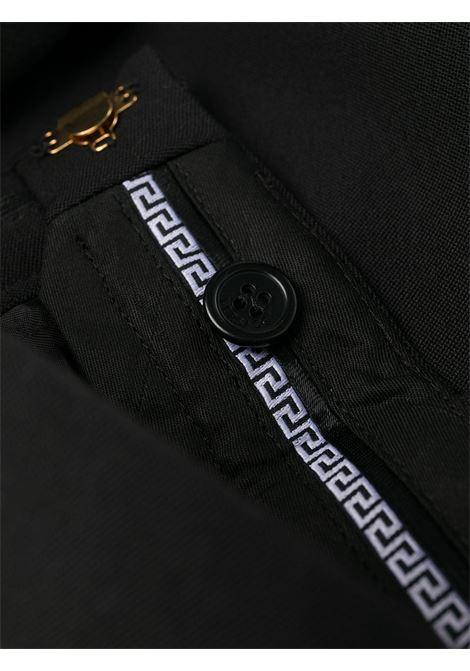 Pantalone nero VERSACE | PANTALONI | A87138A226027A1008