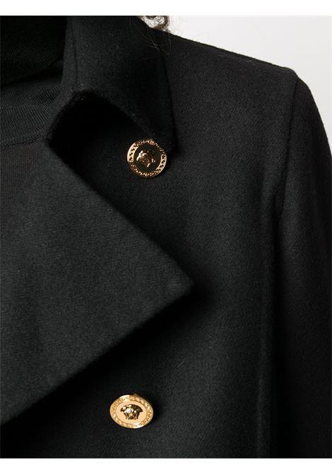 Cappotto nero VERSACE | CAPPOTTI | A87364A108037A1008