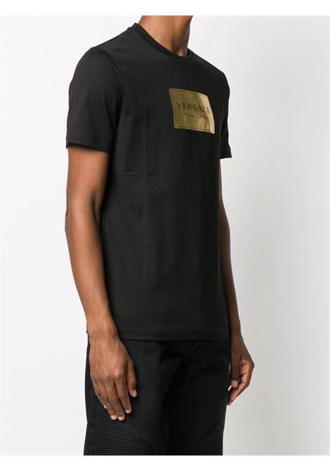 Black t-shirt VERSACE |  | A87387A228806A1008